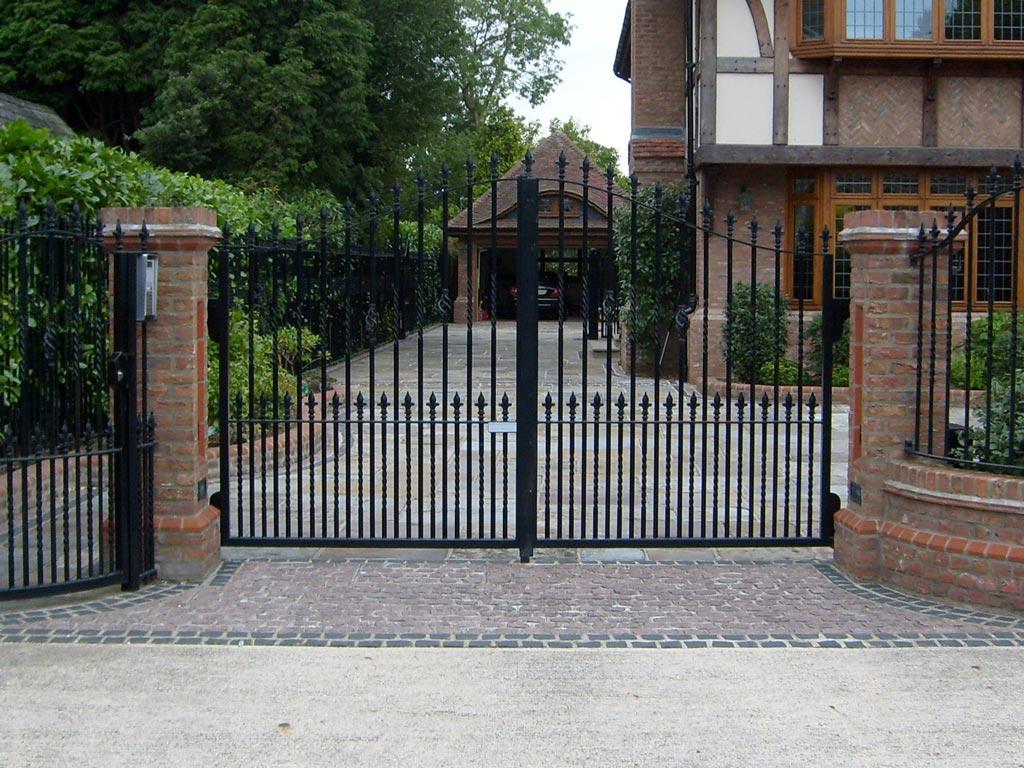 Branham Gate