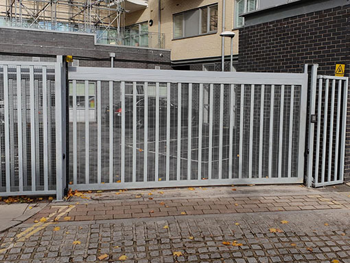 High Security Sliding Gate